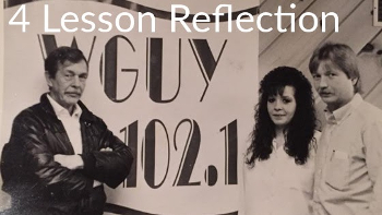 4 lesson reflection