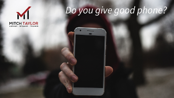 do you give good phone