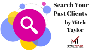 search your past clients