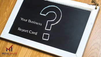 business report card