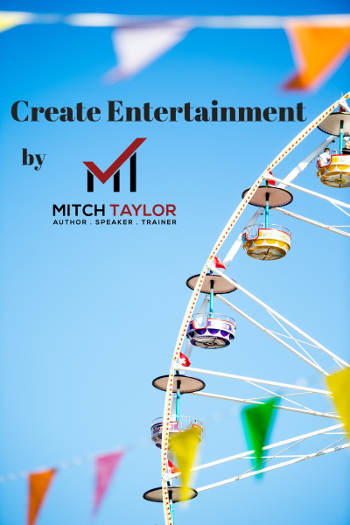 create entertainment