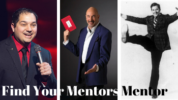 find your mentors mentor