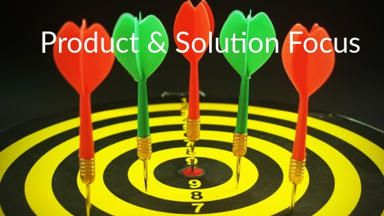 product solution focus